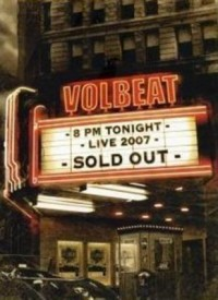 Omslagsbild: Volbeat live: sold out av