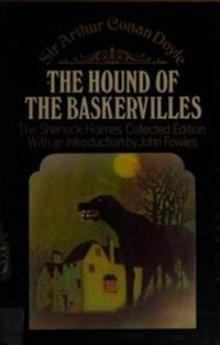Omslagsbild: The hound of the Baskervilles av