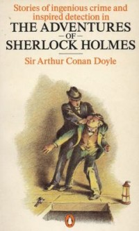 Omslagsbild: The adventures of Sherlock Holmes av