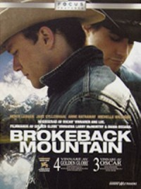 Omslagsbild: Brokeback Mountain av