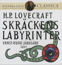Book cover: Skräckens labyrinter av