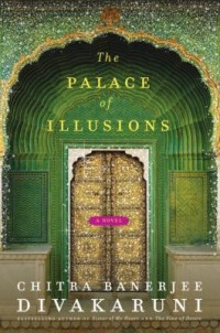 Omslagsbild: The palace of illusions av