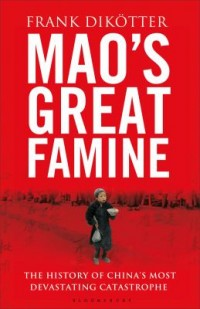 Book cover: Mao's great famine av