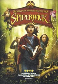 Omslagsbild: The Spiderwick chronicles av