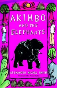 Omslagsbild: Akimbo and the elephants av