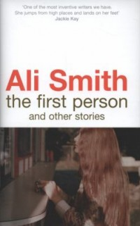Omslagsbild: The first person and other stories av