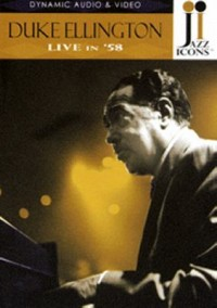 Omslagsbild: Duke Ellington live in '58 av