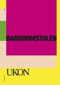 Book cover: Barndomstolen av