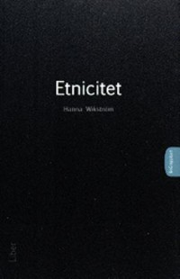 Book cover: Etnicitet by