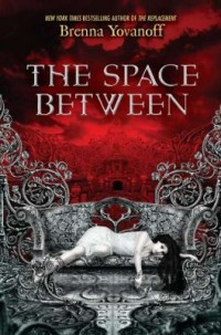 Book cover: The space between av