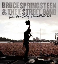 Omslagsbild: London calling - live in Hyde Park av