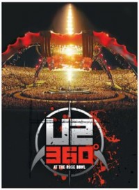 Omslagsbild: U2 360° at the Rose Bowl av