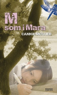 Book cover: M som i Mara av