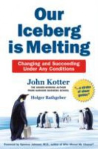 Omslagsbild: Our iceberg is melting av
