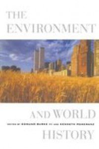 Book cover: The environment and world history av