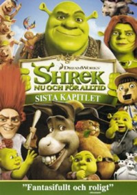 Omslagsbild: Shrek - forever after av