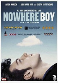 Omslagsbild: Nowhere boy av