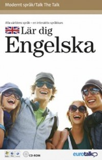 Omslagsbild: Learn English av
