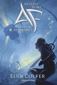 Book cover: Atlantissyndromet av