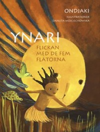 Book cover: Ynari av