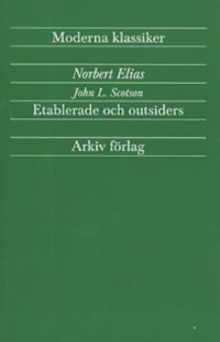 Book cover: Etablerade och outsiders av