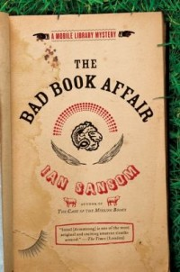 Omslagsbild: The bad book affair av