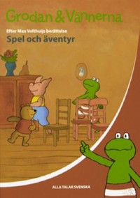 Omslagsbild: Frog & friends av