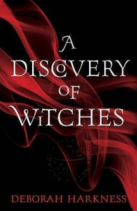 Omslagsbild: A discovery of witches av