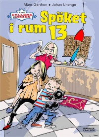 Book cover: Spöket i rum 13 av