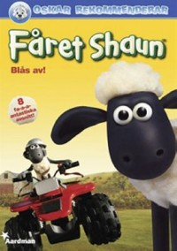 Omslagsbild: Shaun the sheep av