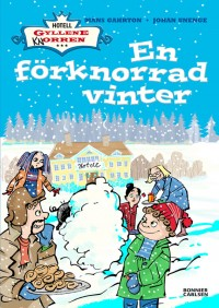 Book cover: En förknorrad vinter av