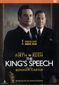 Omslagsbild: The king's speech av