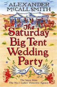 Omslagsbild: The Saturday big tent wedding party av