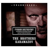 Omslagsbild: The brothers Karamazov av