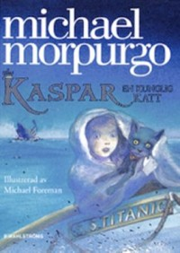 Book cover: Kaspar av