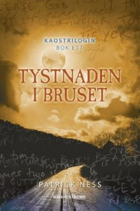 Book cover: Tystnaden i bruset av