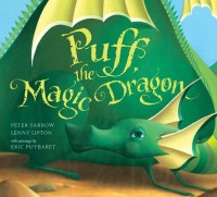 Omslagsbild: Puff, the magic dragon av