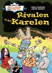 Book cover: Rivalen från Karelen av