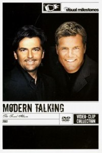 Omslagsbild: Modern Talking - the final album av