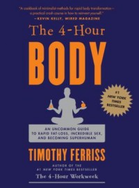 Omslagsbild: The 4-hour body av