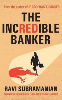 Omslagsbild: The incredible banker av
