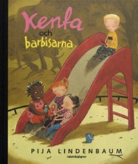 Book cover: Kenta och barbisarna av