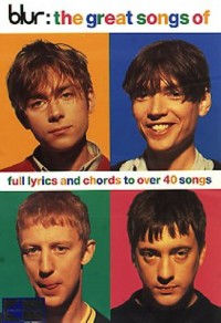 Omslagsbild: Blur: the great songs of av