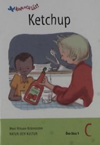 Book cover: Ketchup by