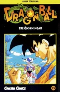 Omslagsbild: Dragon ball av