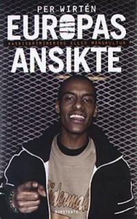 Book cover: Europas ansikte by