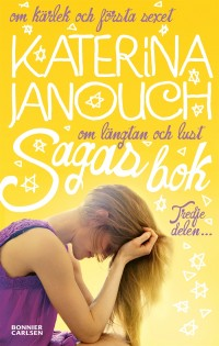 Book cover: Sagas bok av