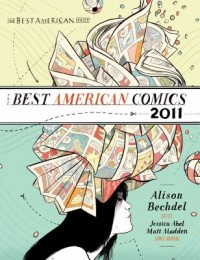 Omslagsbild: The best American comics av