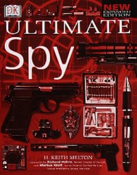 Omslagsbild: Ultimate spy av