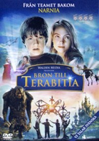 Omslagsbild: Bridge to Terabithia av